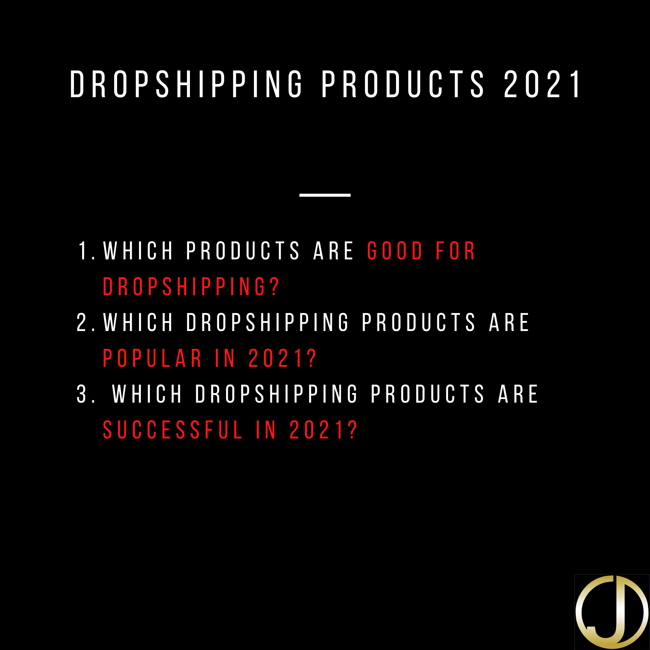 You are currently viewing Dropshipping Produkte 2021